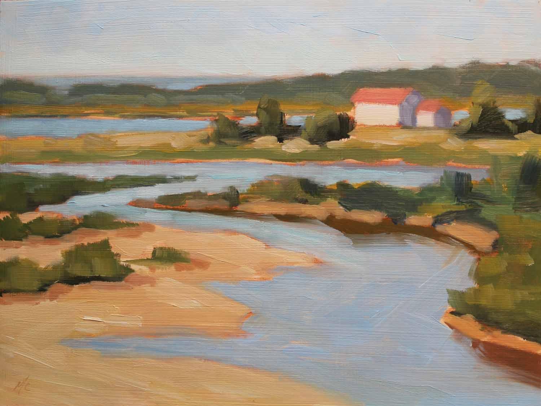 Wellfleet Marsh