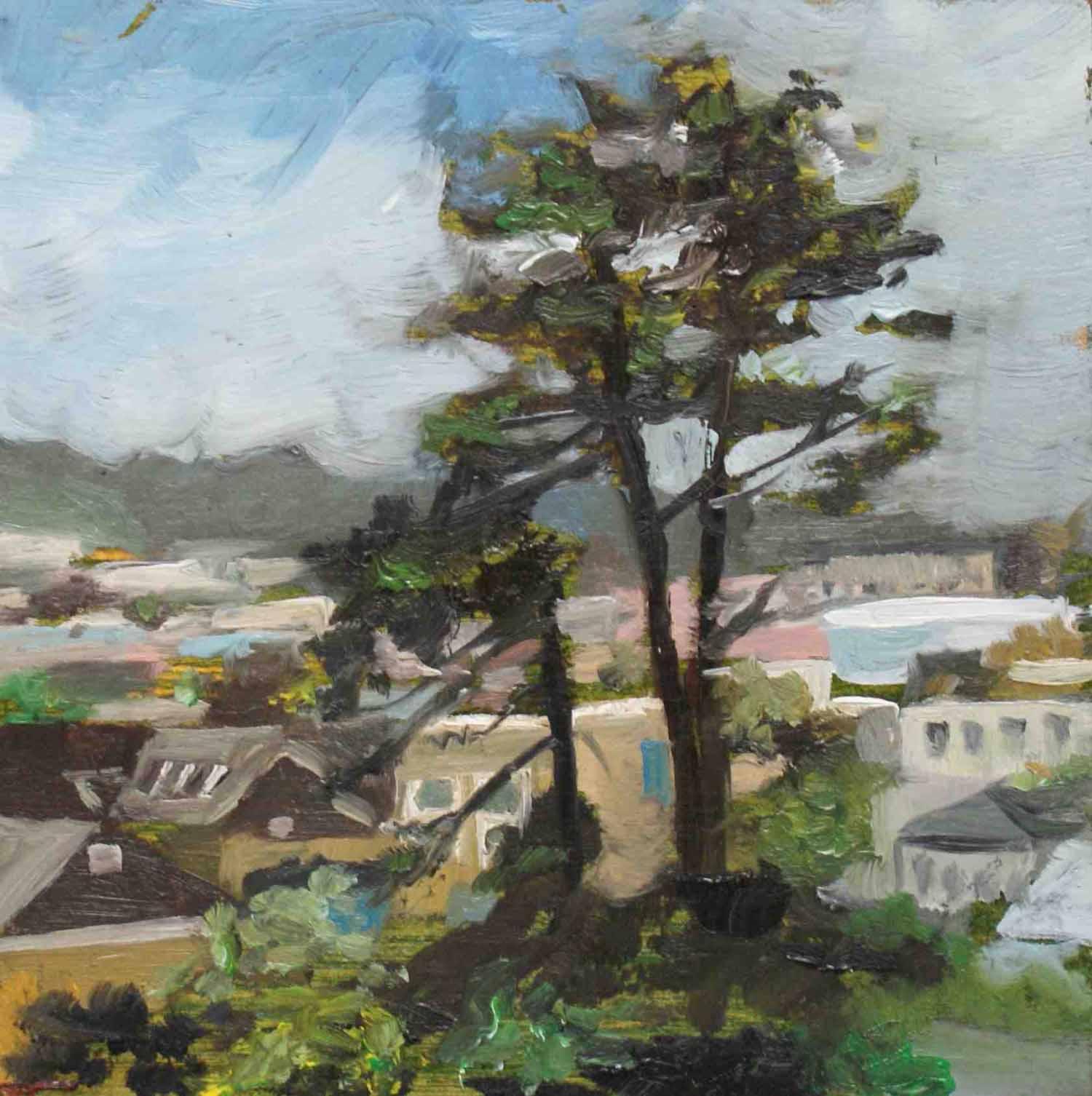 Presidio Hill