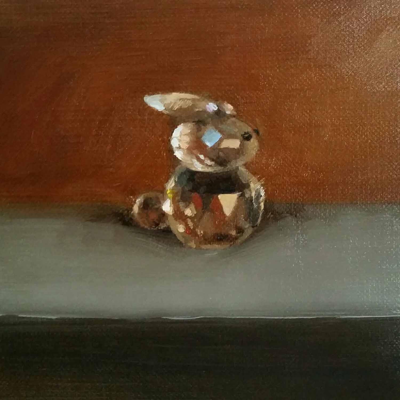 Tiny Crystal Bunny #2