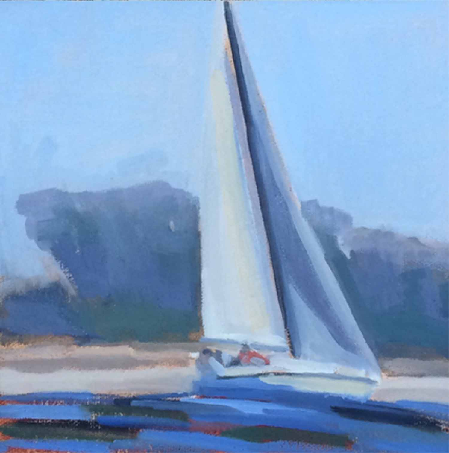 Sailing Along the Coast