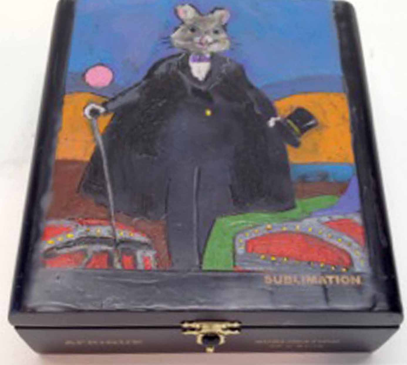 Mouse of Monte Cristo