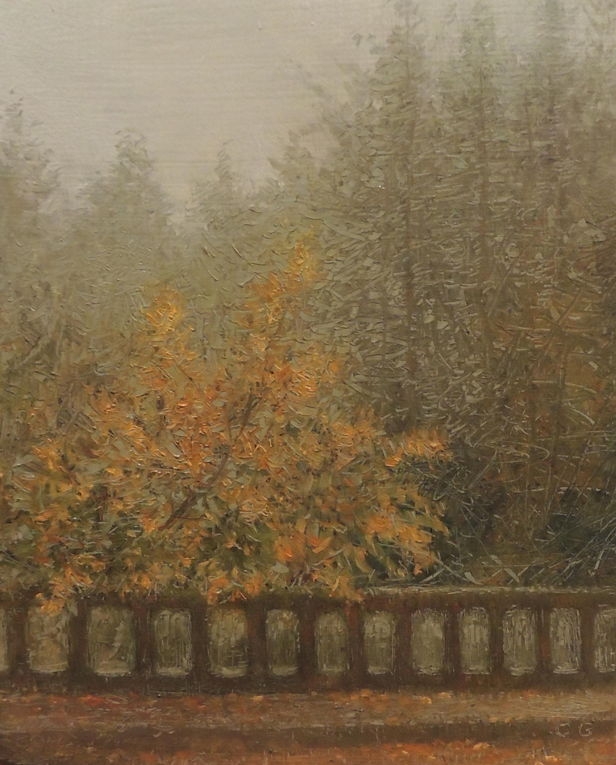 Winter Mist II