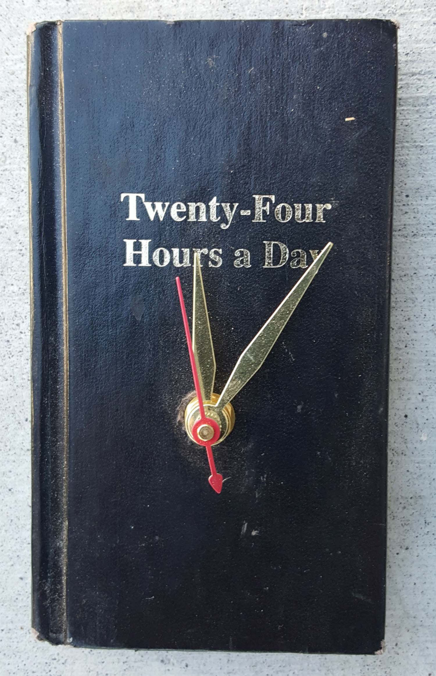 24 Hours A Day