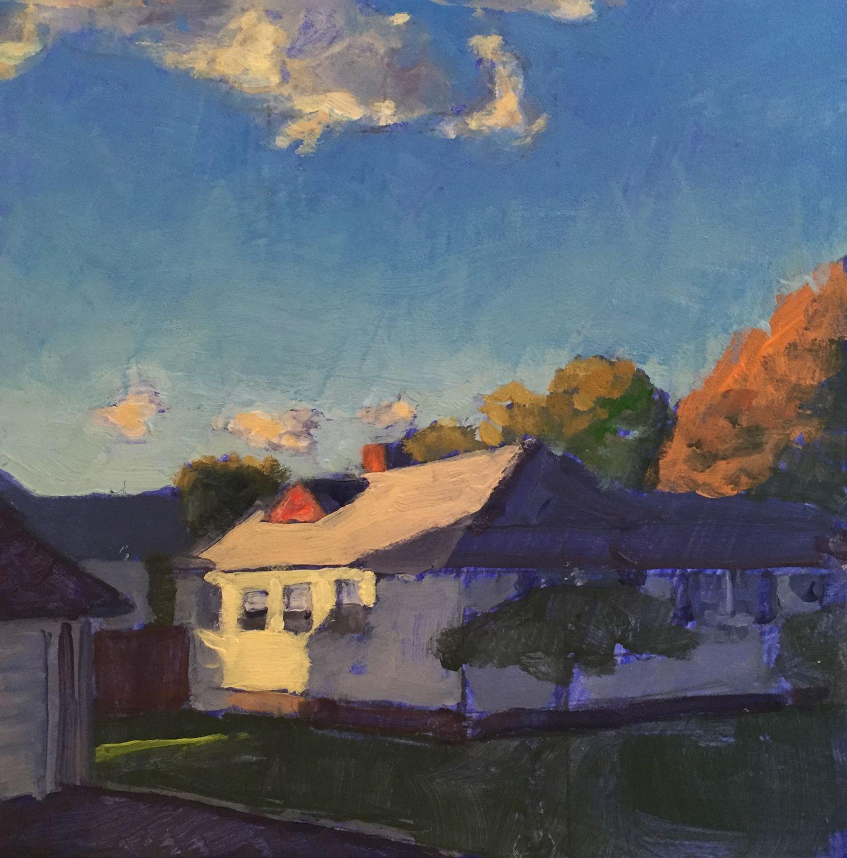 Suburban Twilight