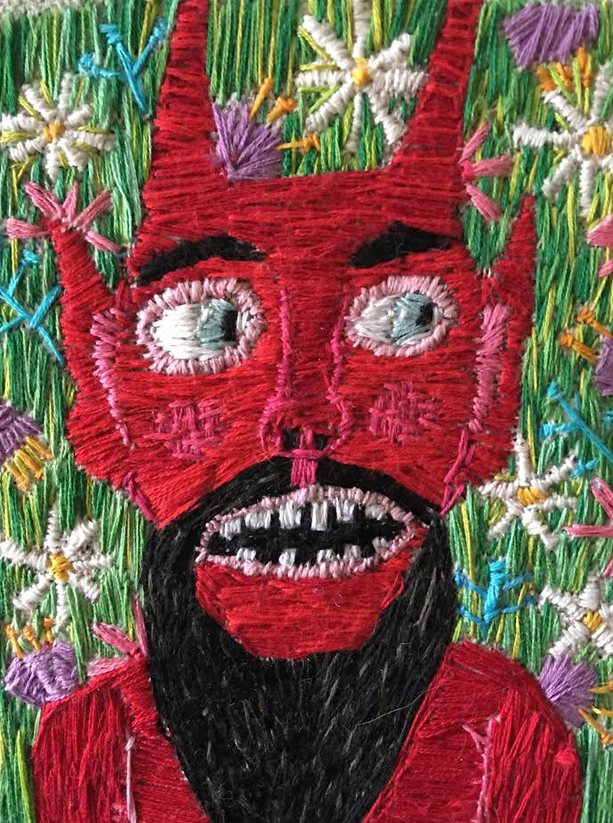 Every Garden Has Its Devil