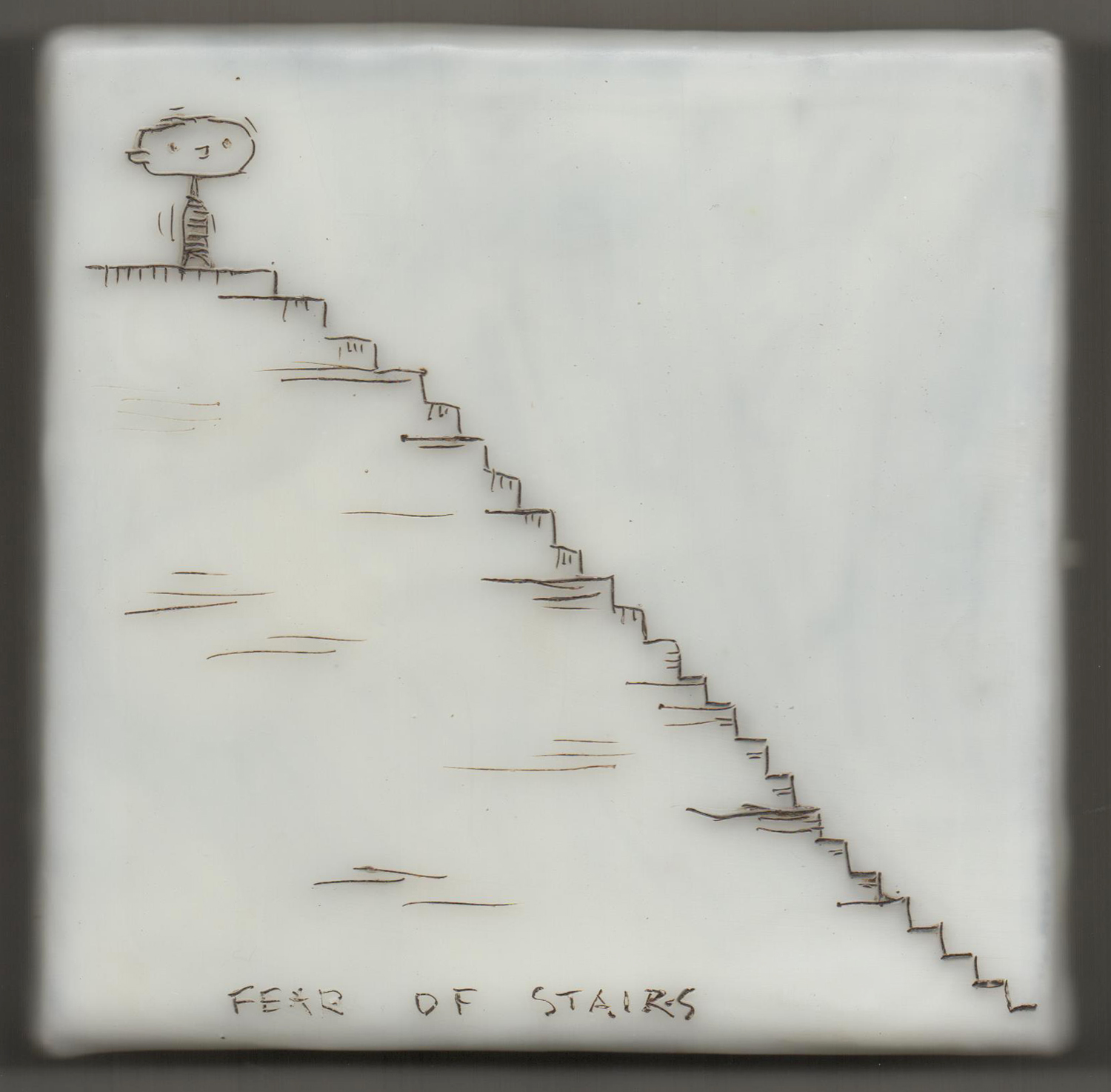 Fear of Stairs