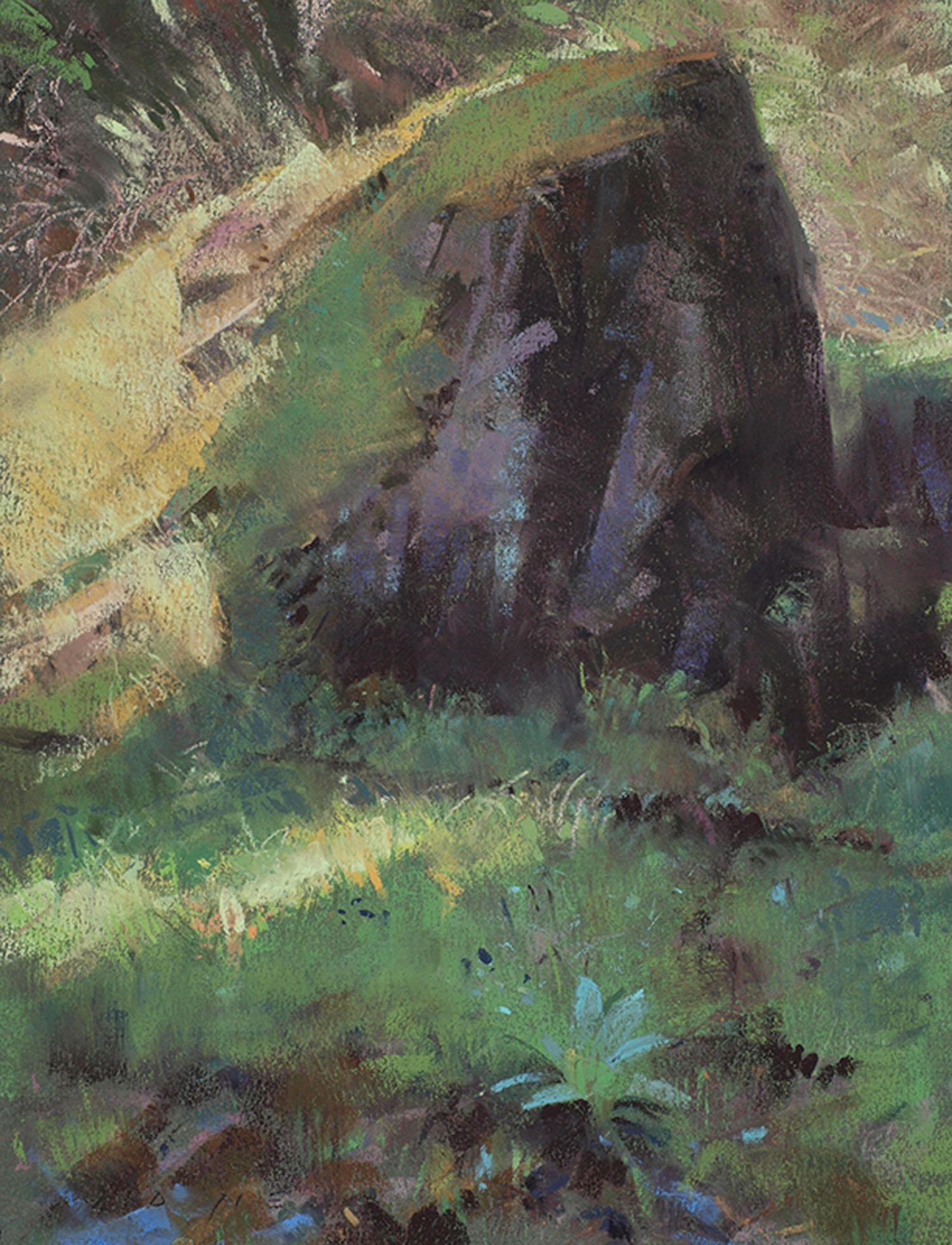 Rimer Creek Boulder