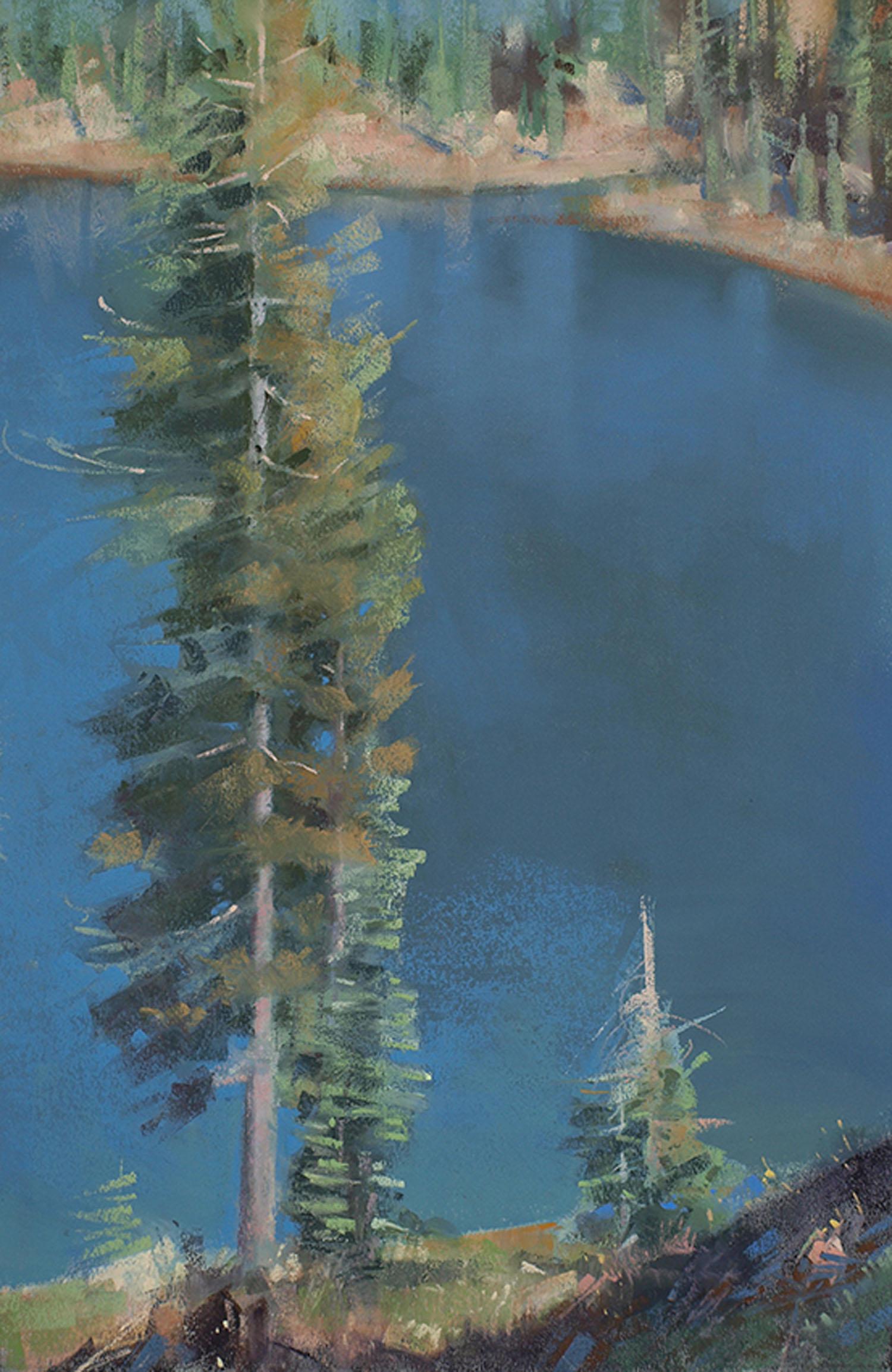 Above Deer Lake