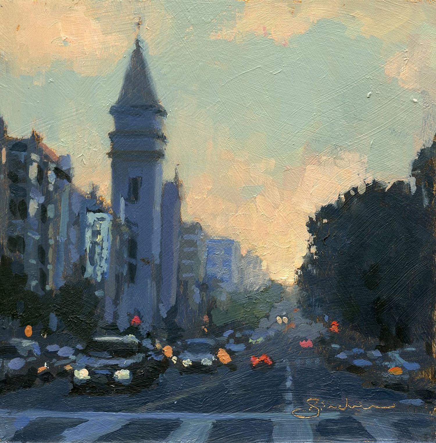 Broadway Sundown