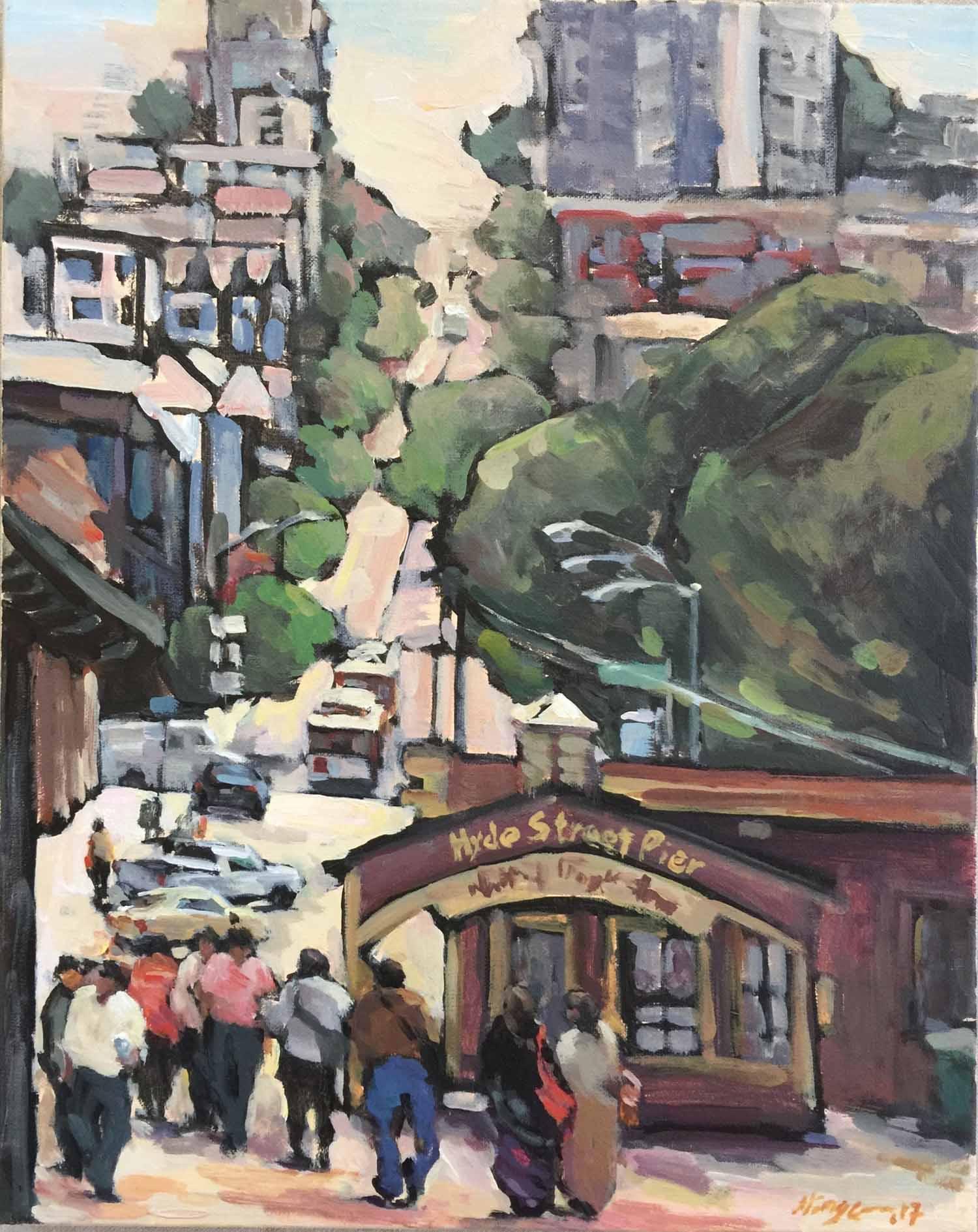 Hyde Street Pier