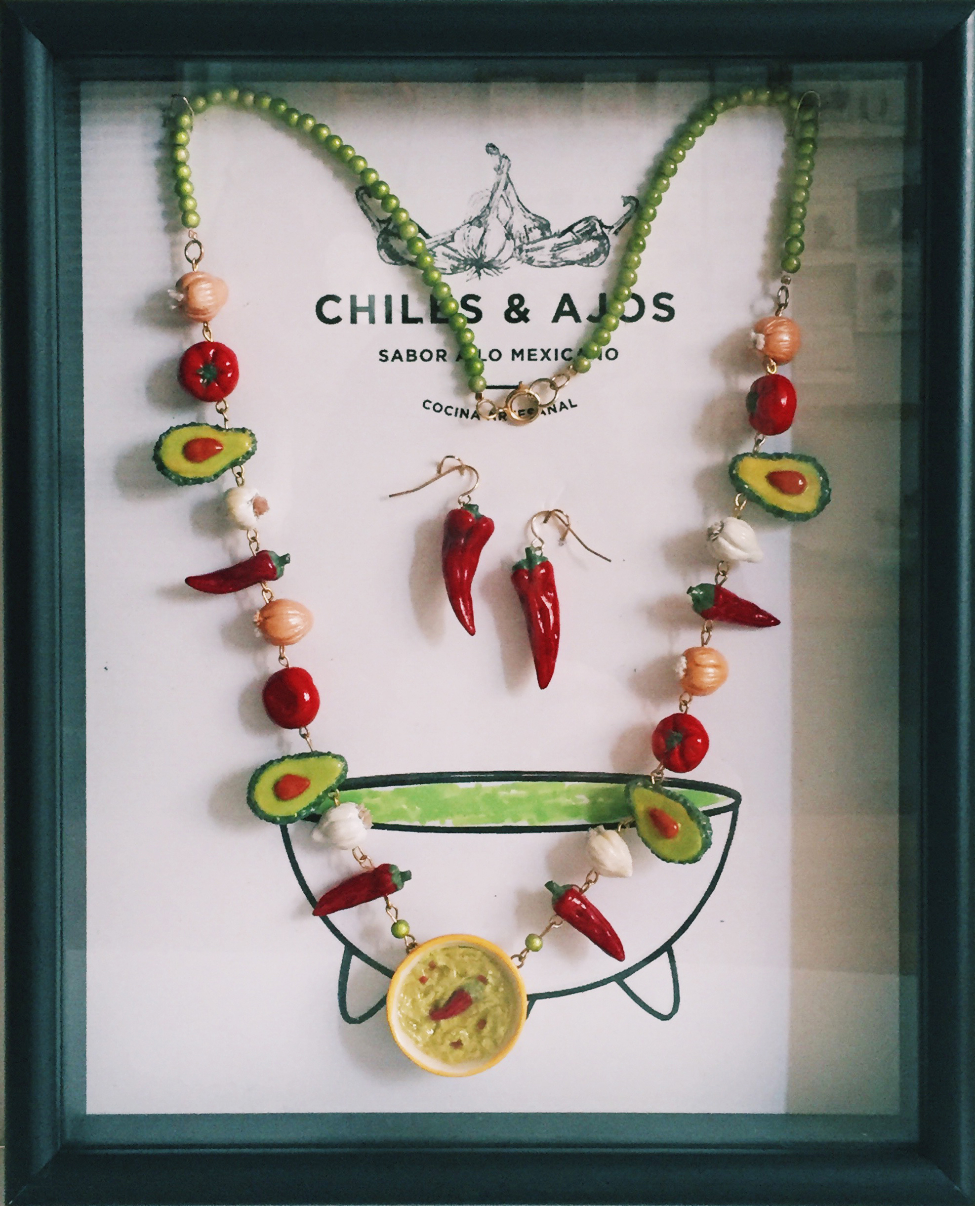 Chiles and Ajos