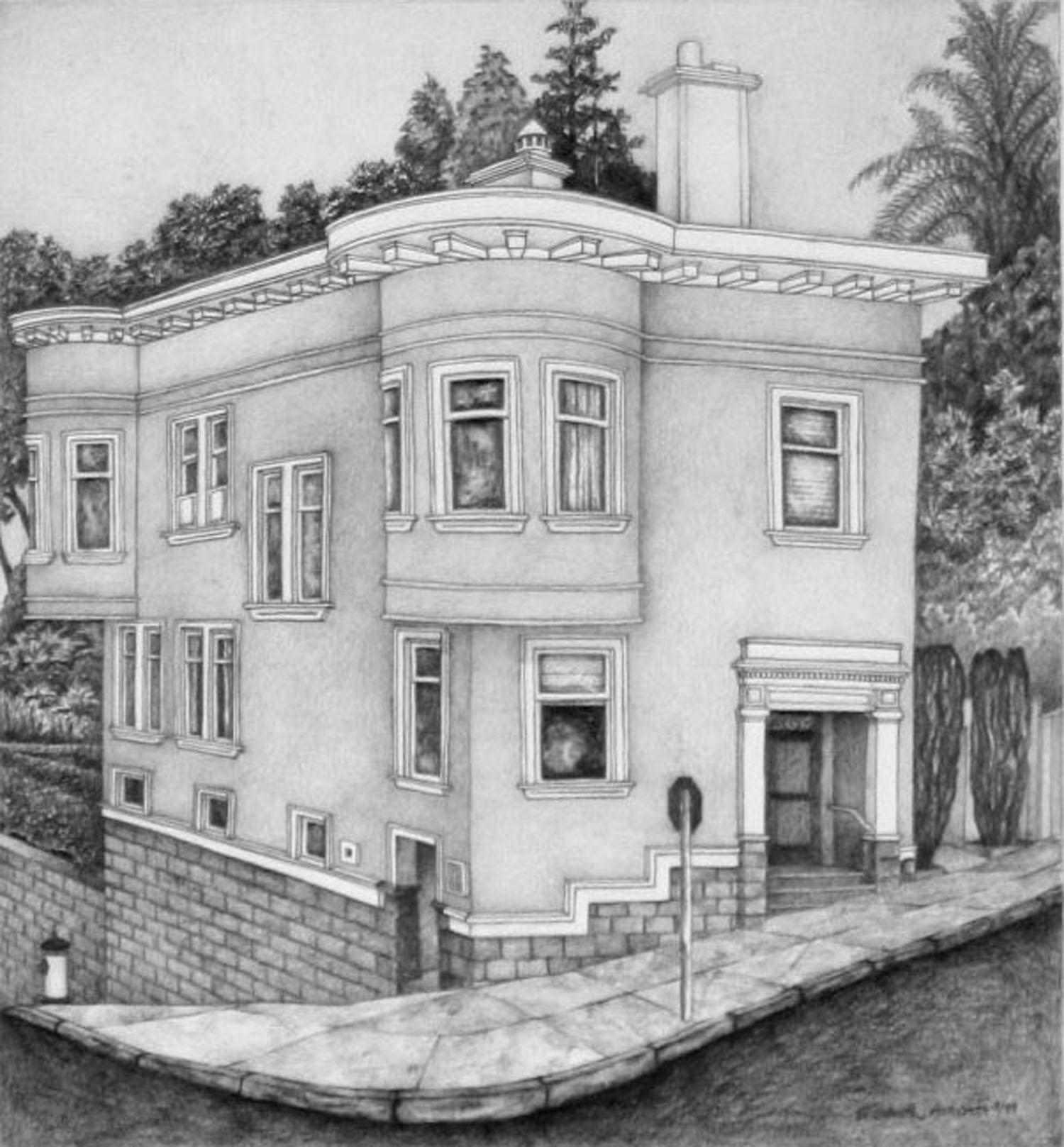 Fay House by Elizabeth Ashcroft