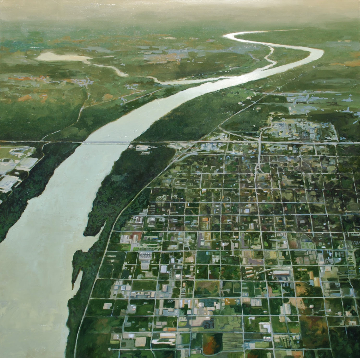 East of the Mississippi