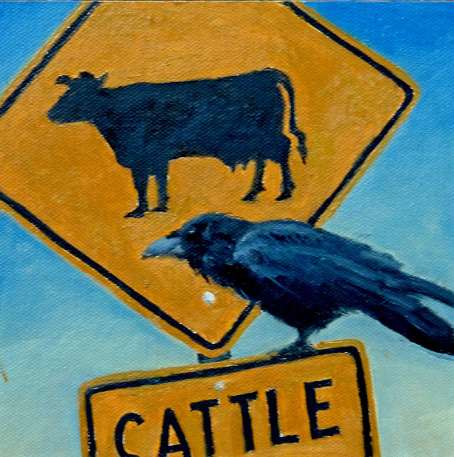Cattle Crossing Guard