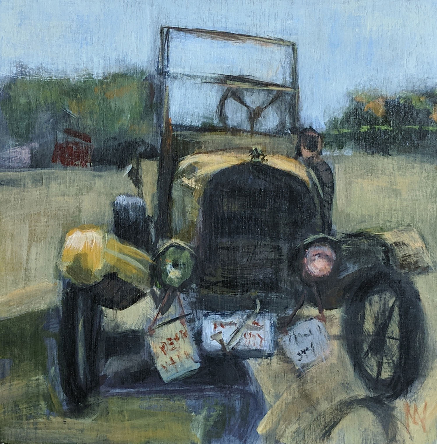 1927 Model T