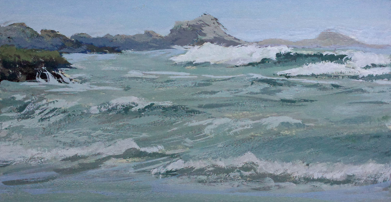 Bodega Waves II
