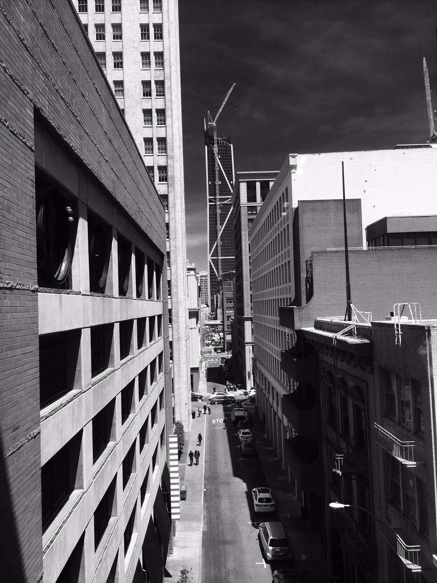 #inthesky San Francisco VI