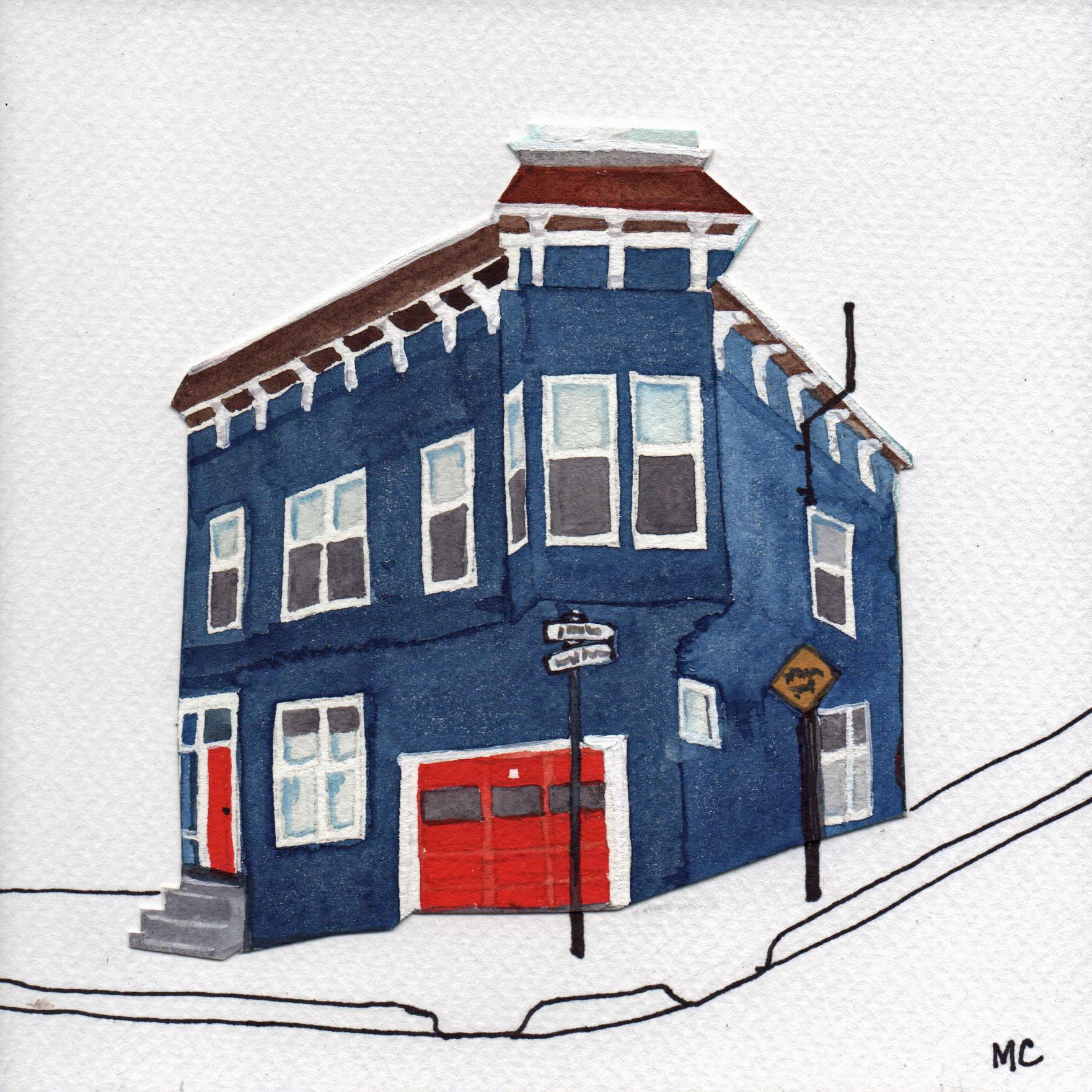 House on Bernal #7