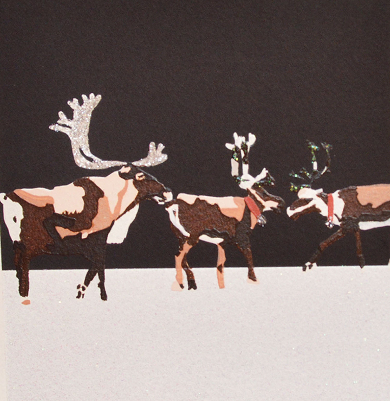 Not So Holiday Reindeer