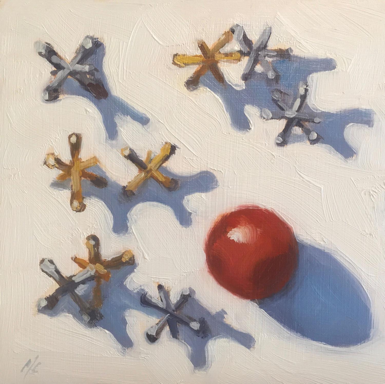 """Jacks #1"" by Michael Chamberlain"