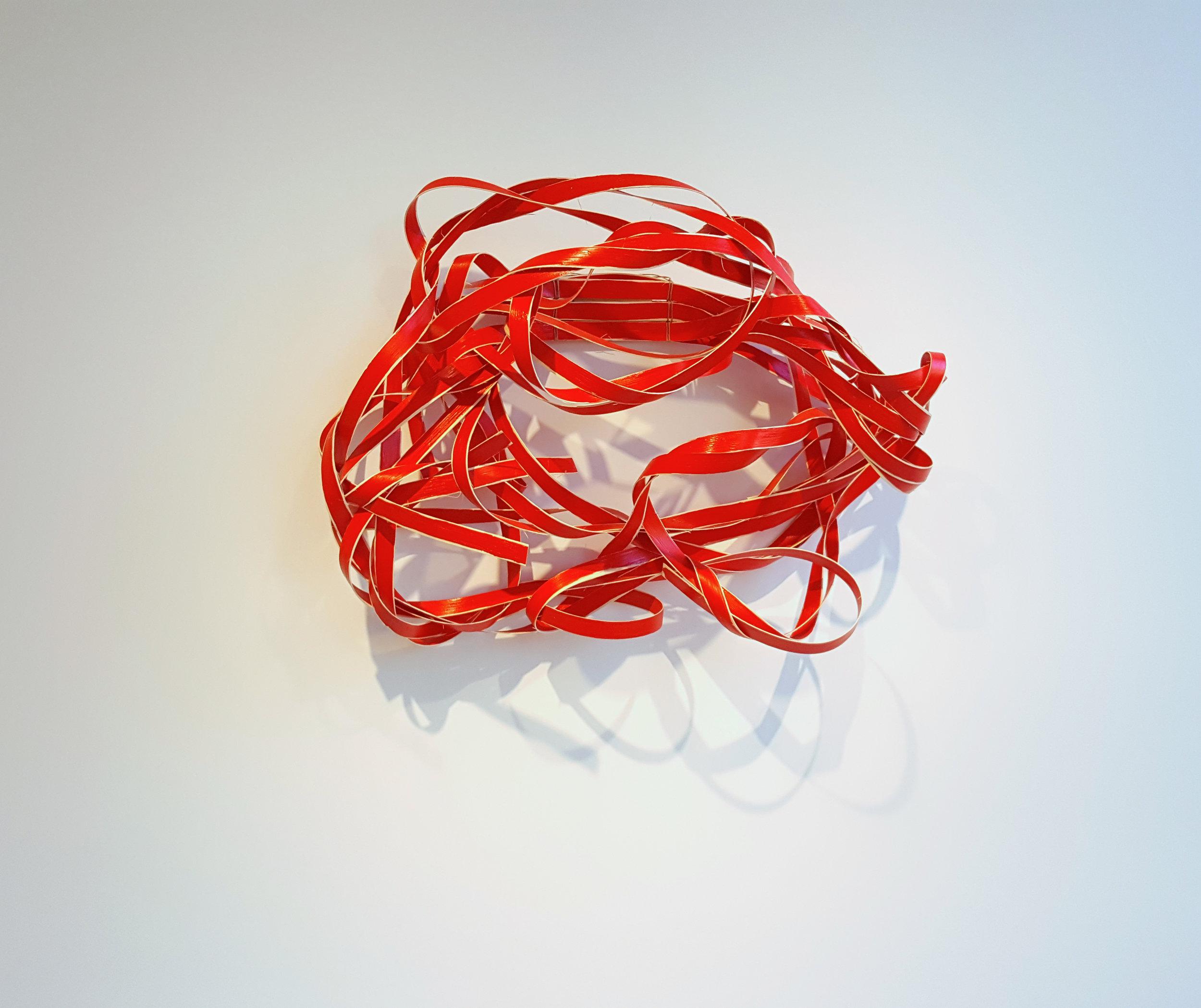Unruly Red Basket