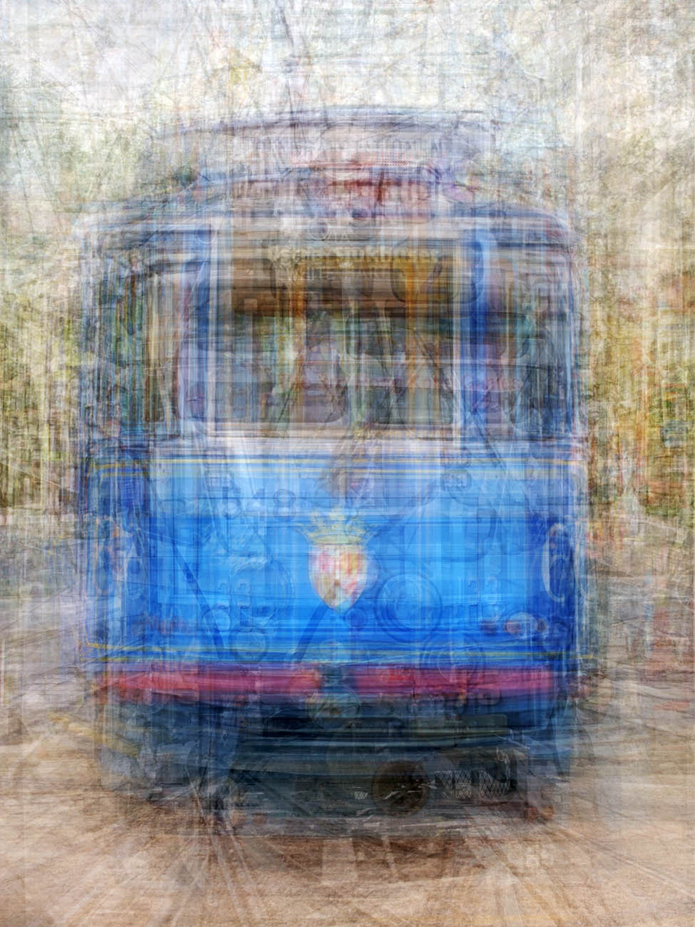 Street Car, Blue