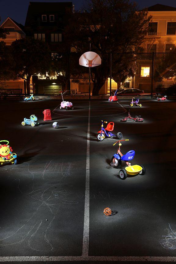 Basket Wheels, Presidio Heights Playground