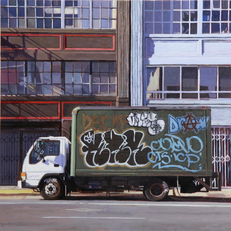 SoMa Graffiti Truck