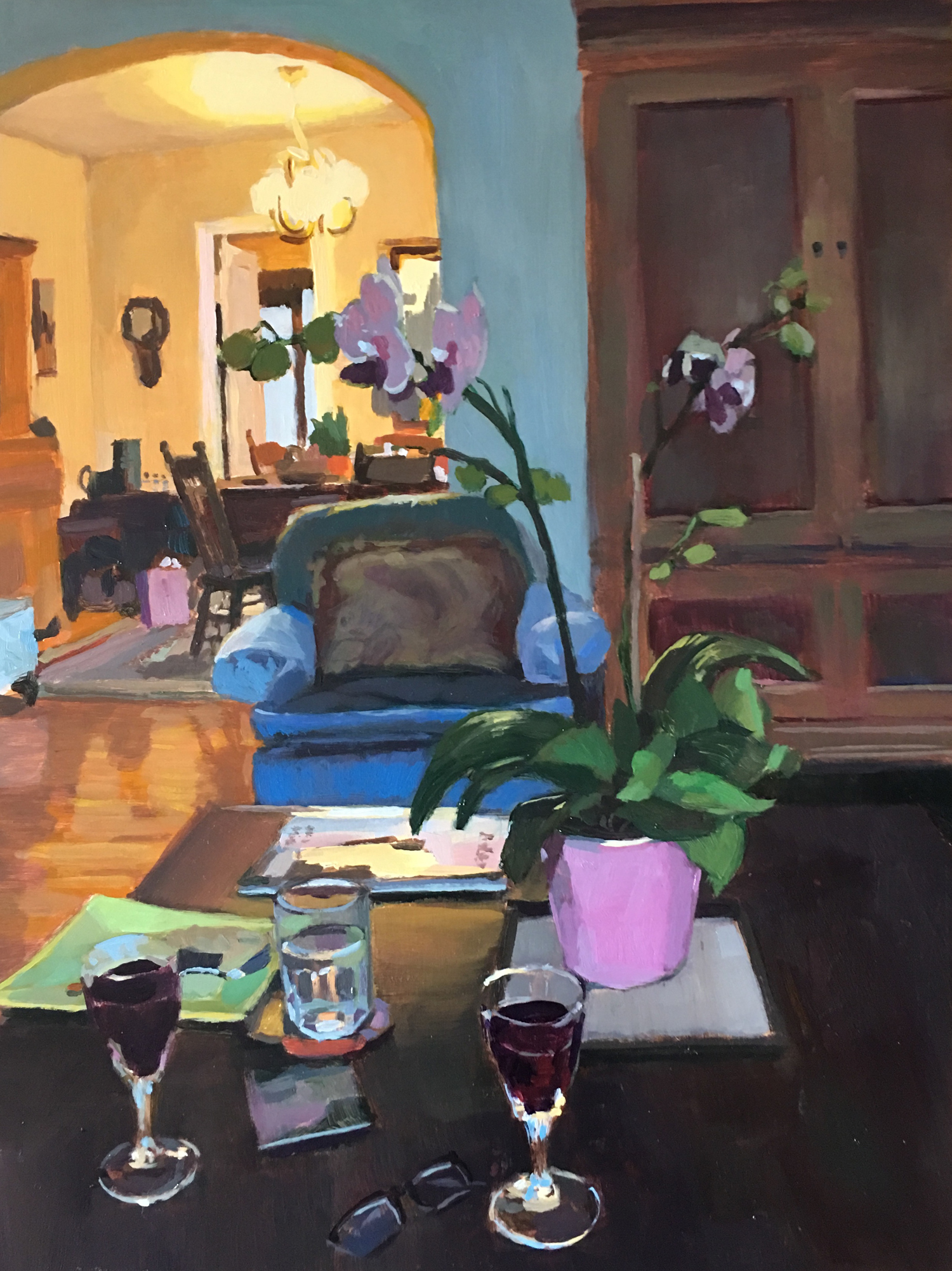"""""""The Other Room"""" by Kaethe Bealer"""