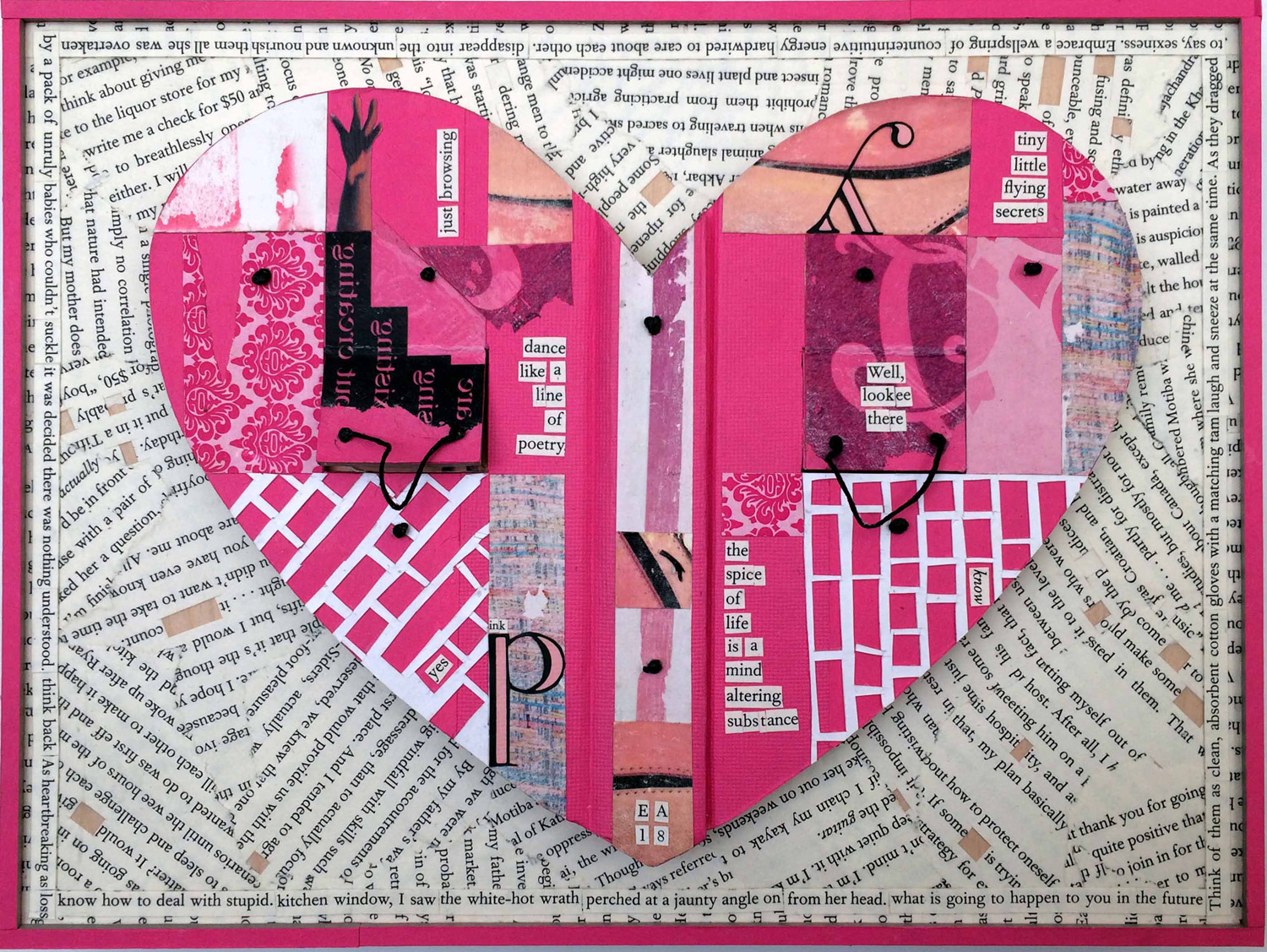 Heart of Pinkness