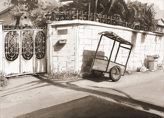 Chiang Mai Cart