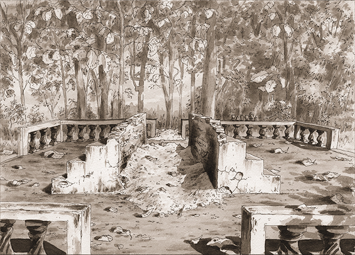 Pai Crematorium Ashes