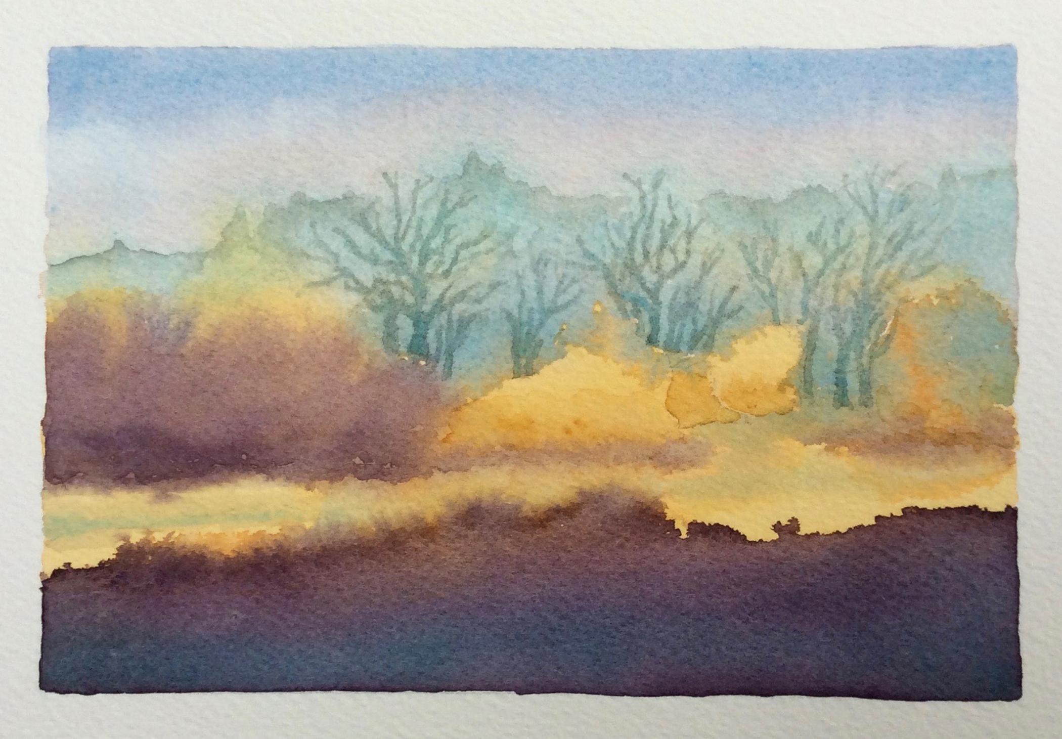 Dawn, Ragle Park