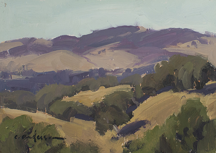 Borges Ranch Afternoon