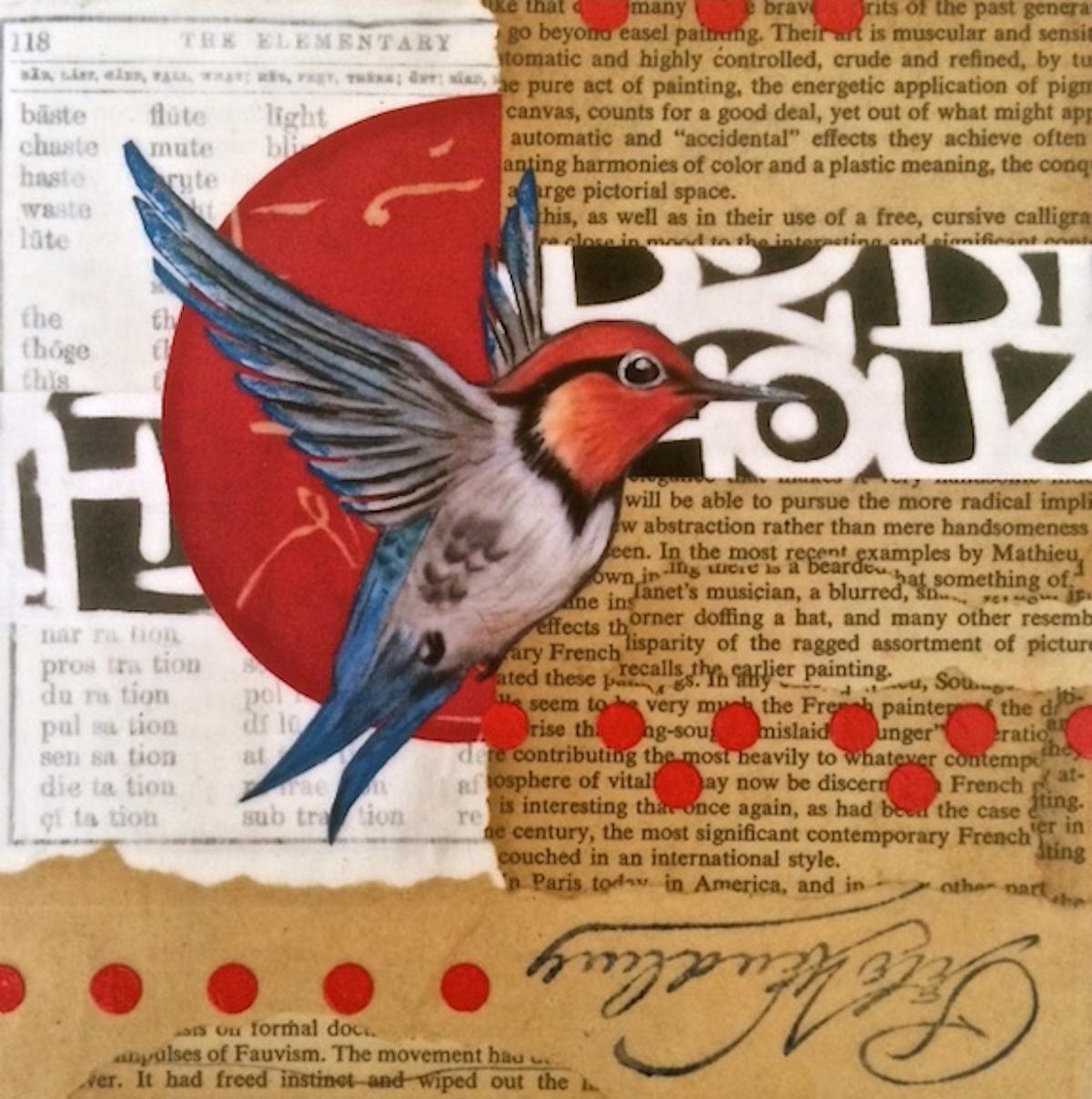 Graffiti Colibri