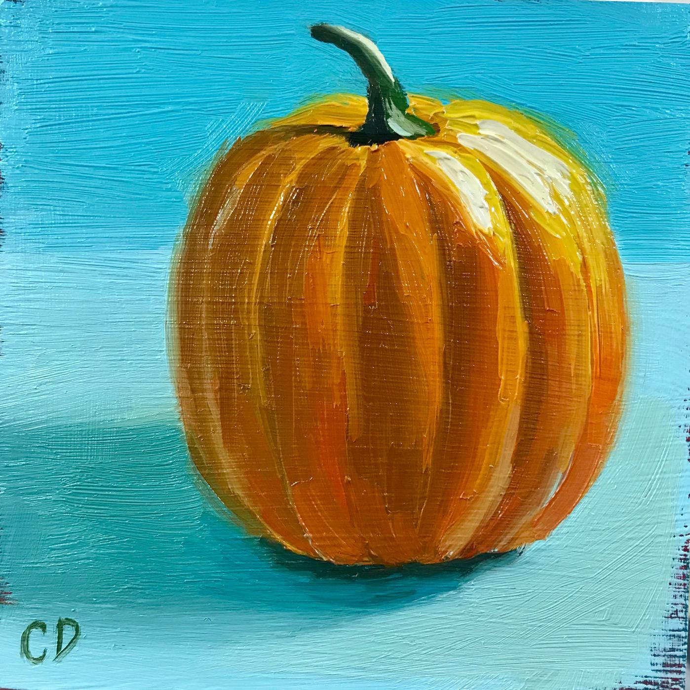 Itty Bitty Pumpkin