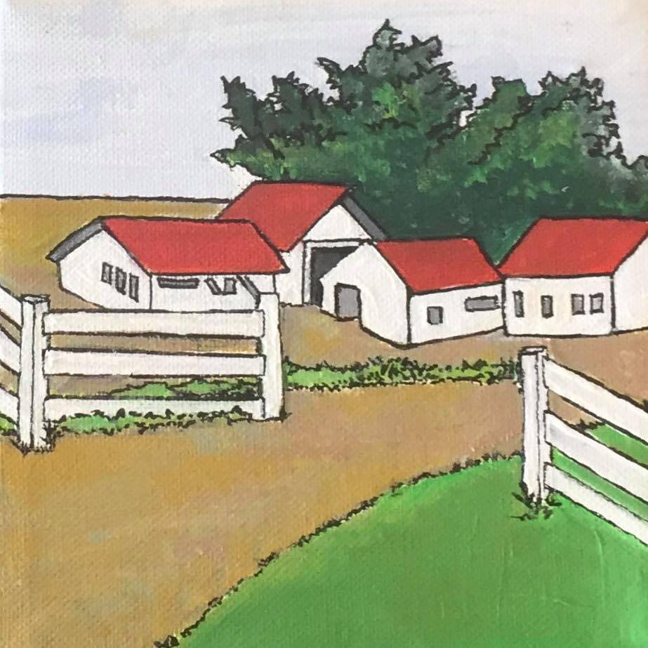 Bodega Bay Barns