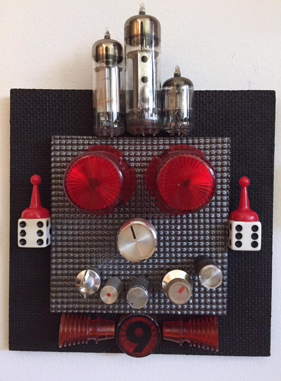 Dapper Bowtie Robot
