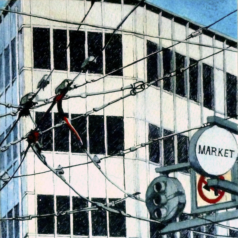 Market Street Network, SF