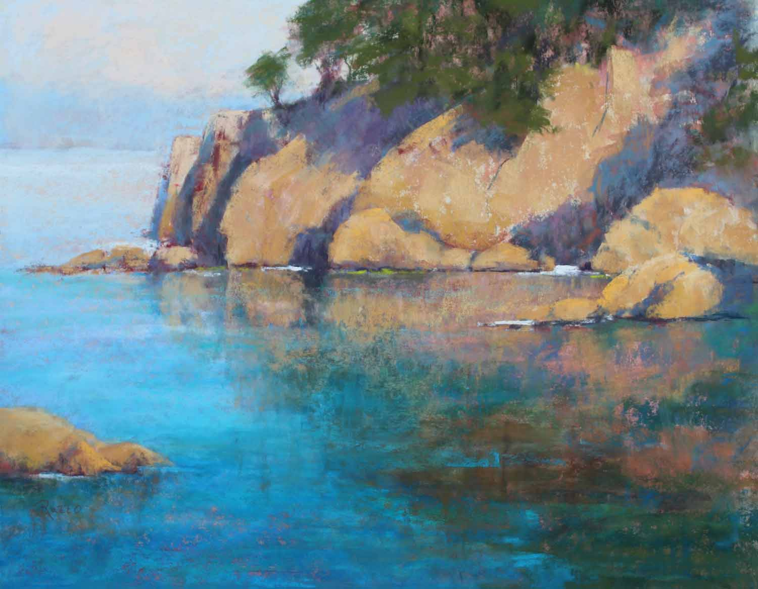 Reflections (Point Lobos)