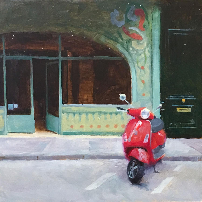 Red Mini (Paris)
