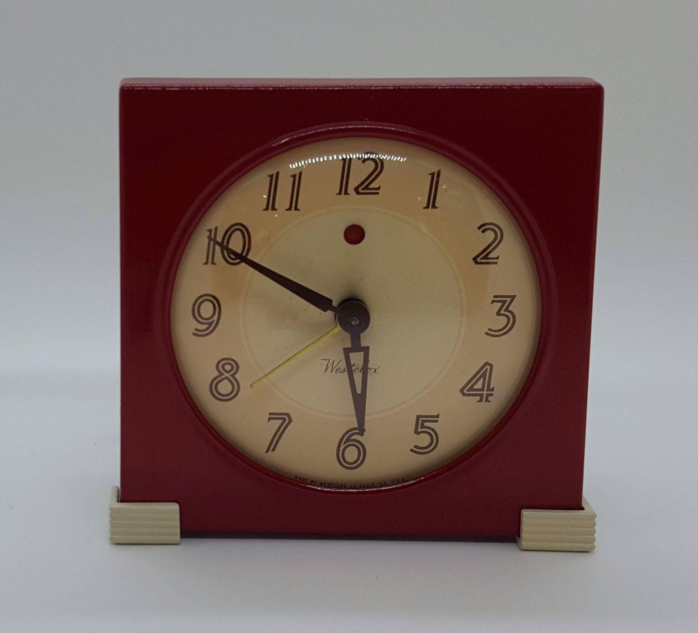 Westclox Logan Electric Clock