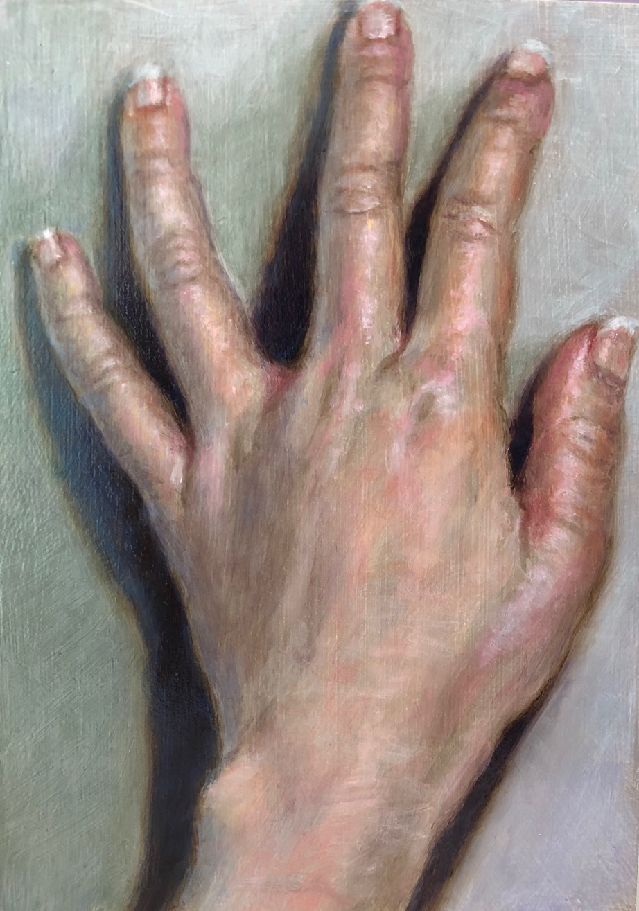 Hand Extended