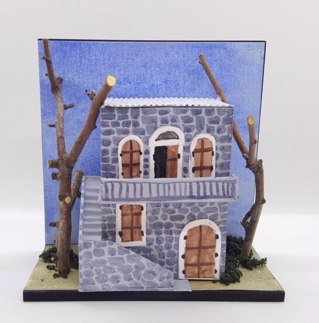 Lebanese Stone House