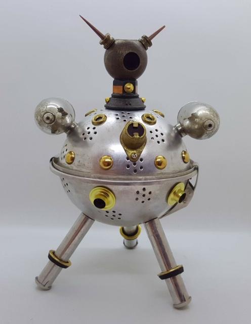Saucerbot