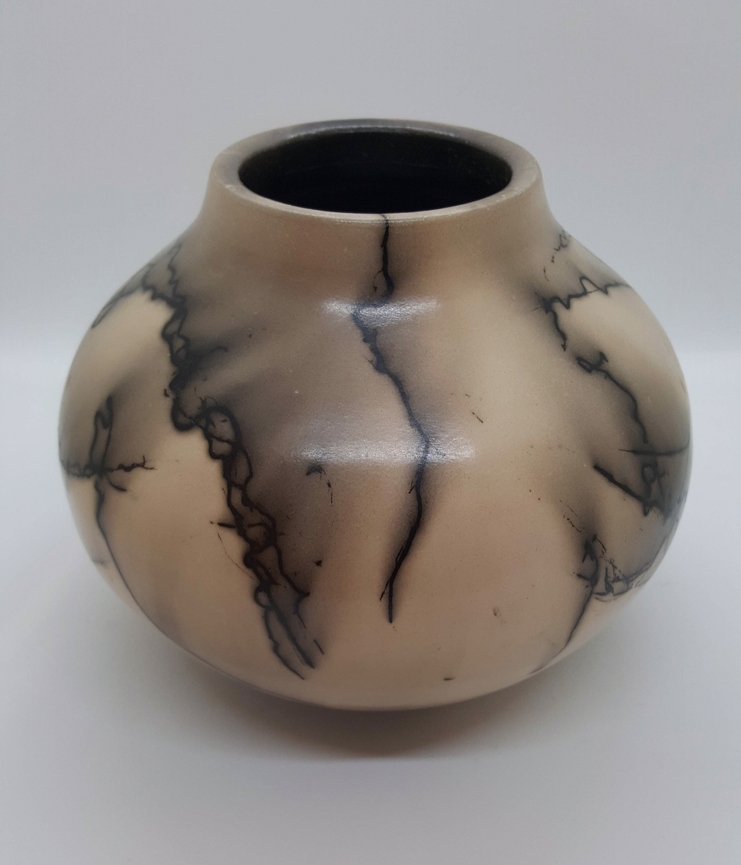 Horsehair-Fired Vessel
