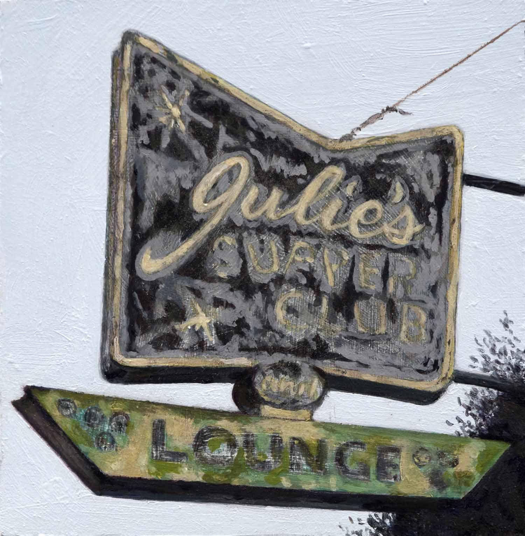 Julie's Supper Club by Hugo Kobayashi