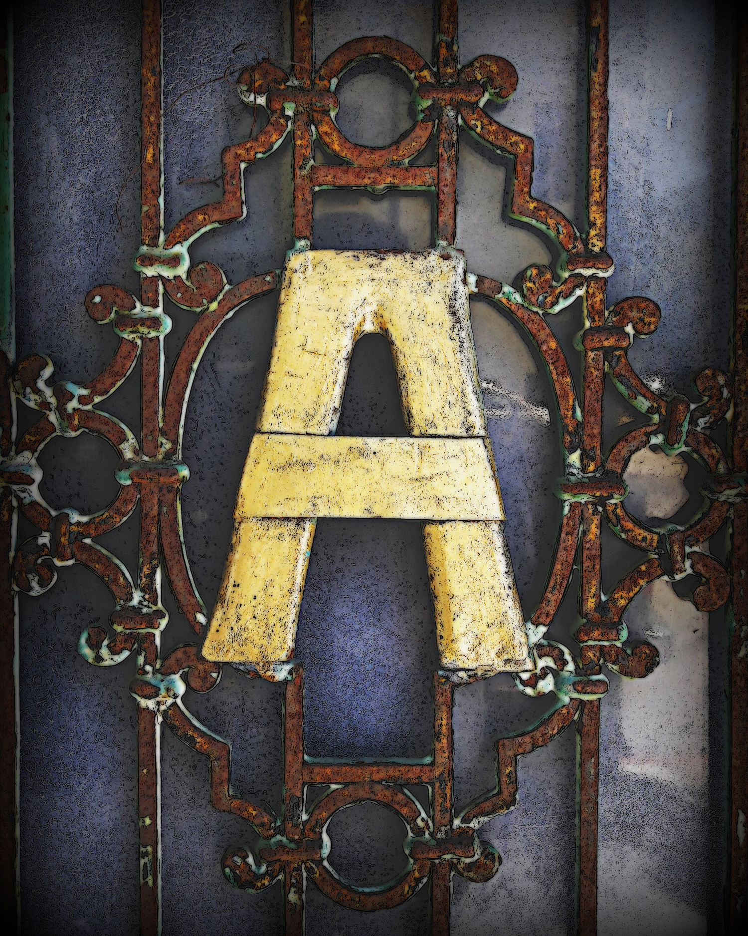 A for Anne