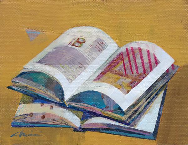 B - Book