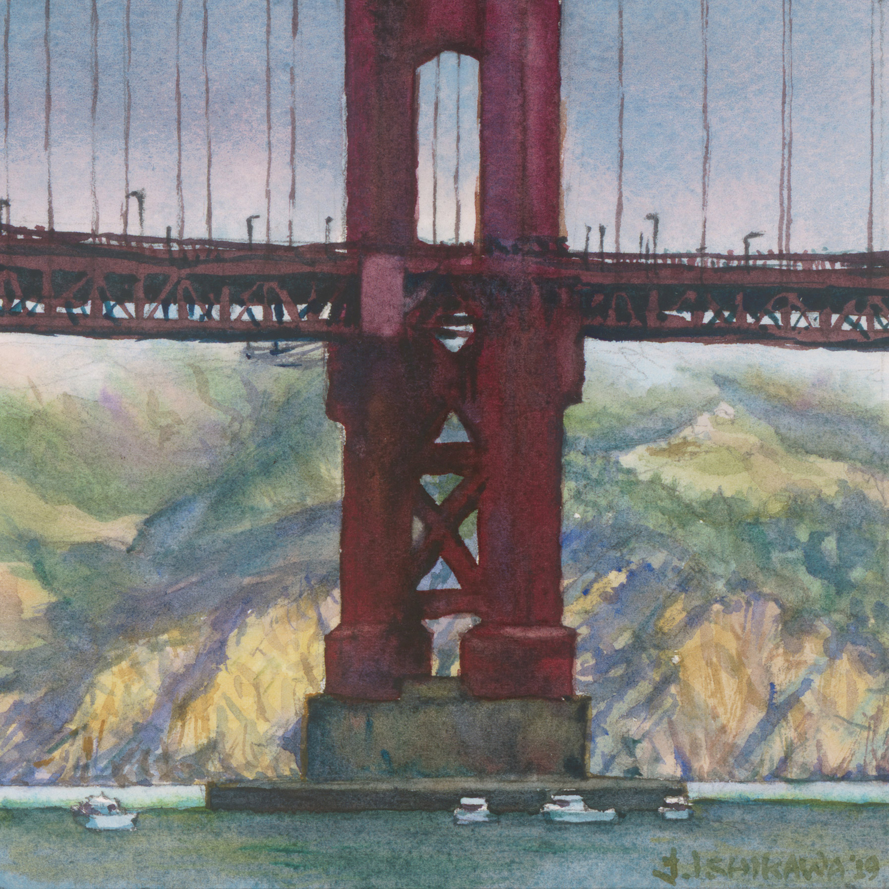Golden Gate (South Tower)